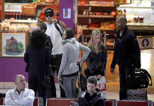 Nice Airport, France : 21/2/11