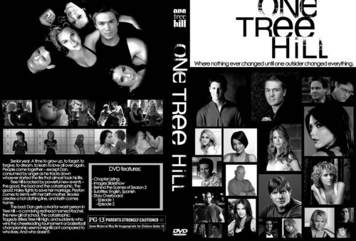 One Tree Hill DVD Cover