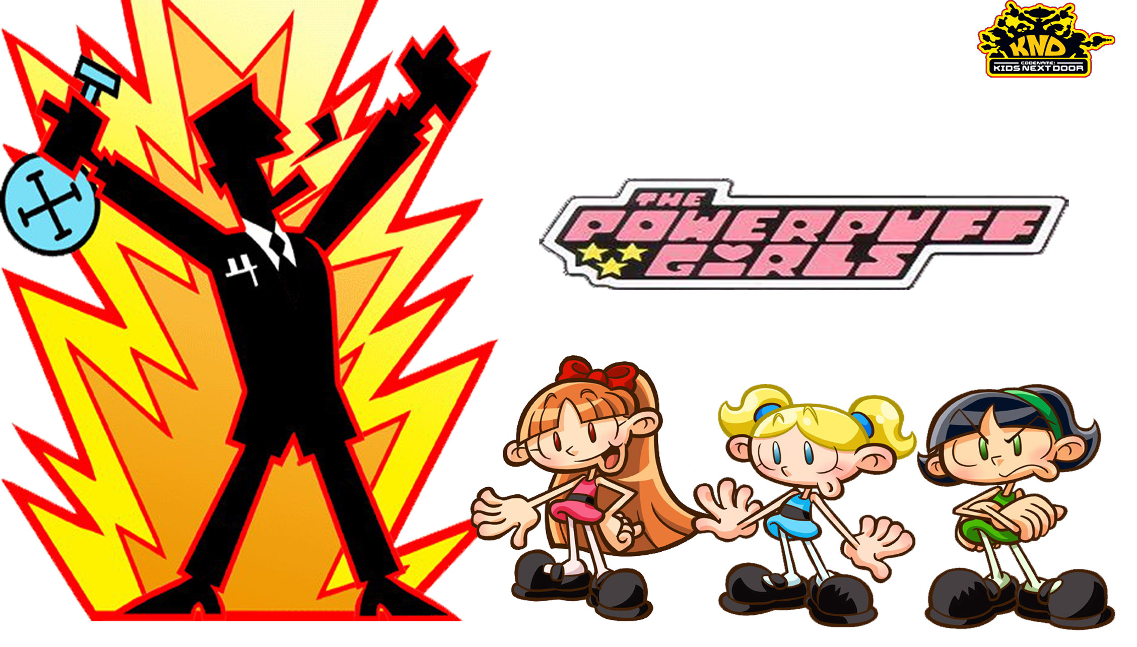 PPG as KND Characters