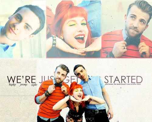Paramore 2011 Wallpaper