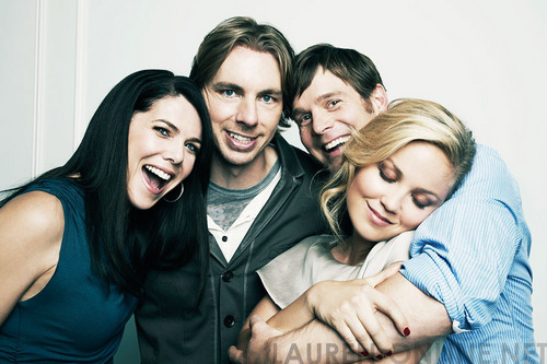 Parenthood EW Photoshoot