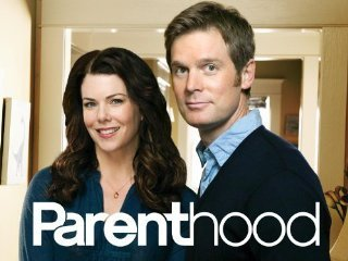 Parenthood (2010) wolpeyper probably with a business suit, a well dressed person, and a portrait entitled Parenthood