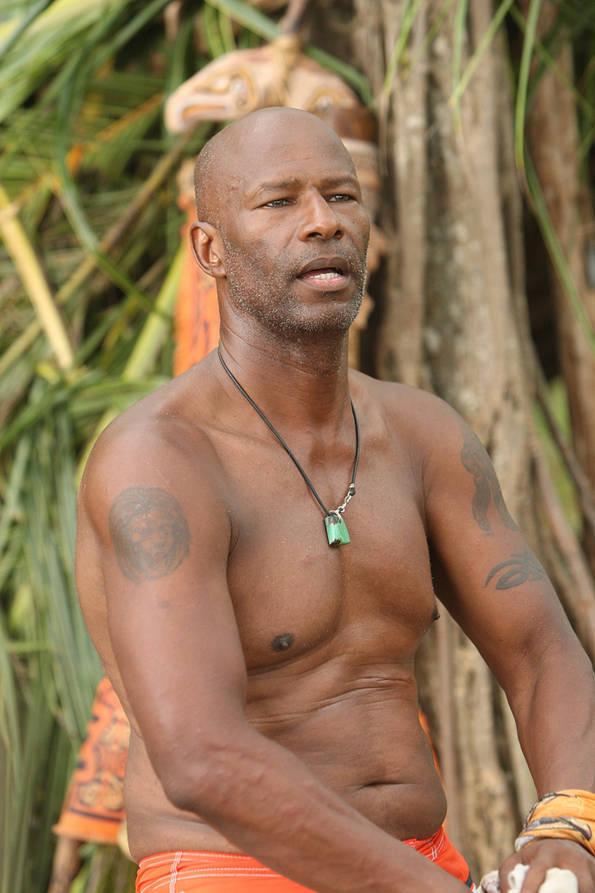 Survivor Phillip Sheppard