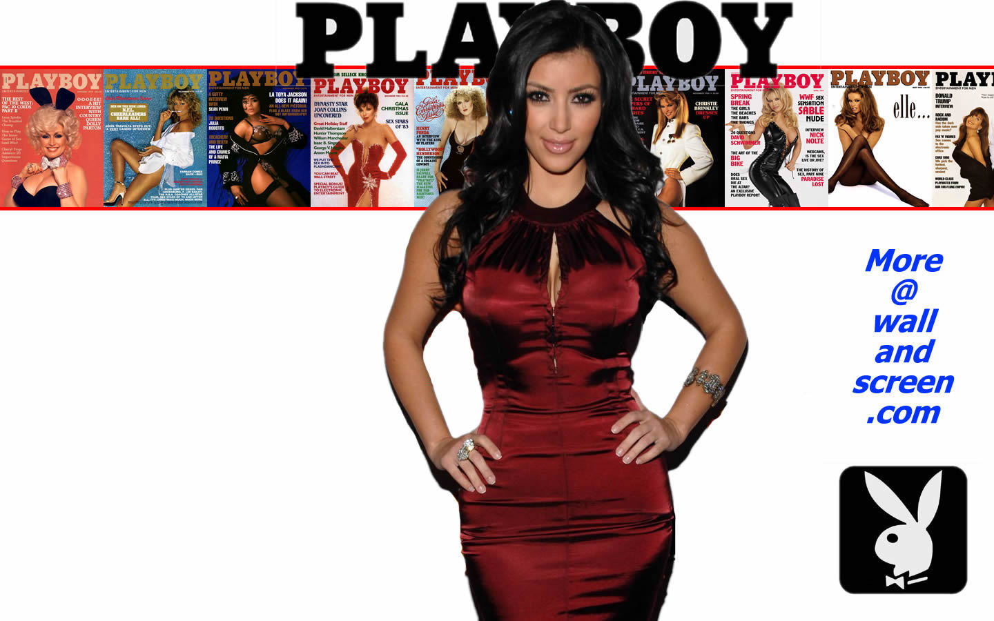 playboy Celebrity Series 06 - Kim Kardashian