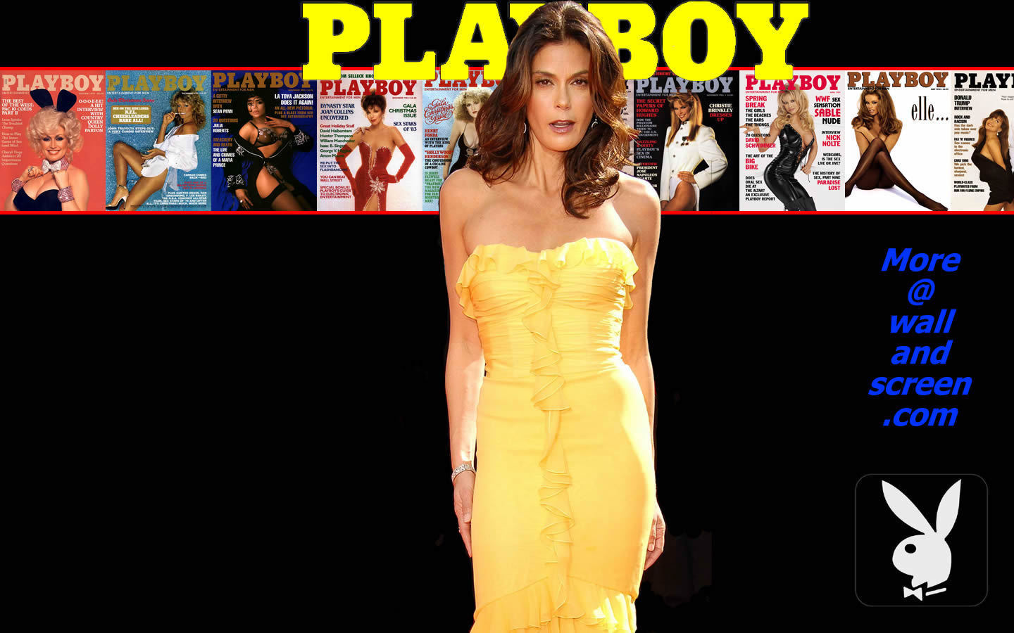 PLAYBOY(プレイボーイ) Celebrity Series 08 - Terri Hatcher