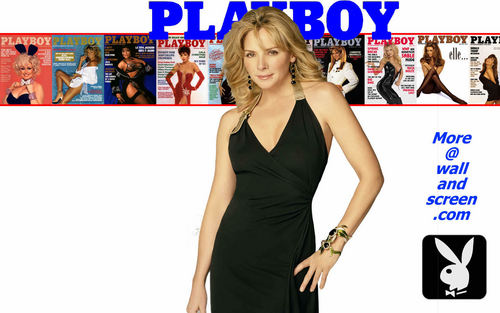 Playboy Celebrity Series 09 - Kim Catrall