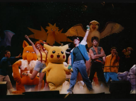 Pokemon Live