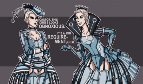Princess Castor
