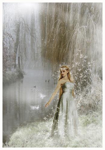Princess dreaming...