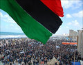 Protests in Libya - revolution photo