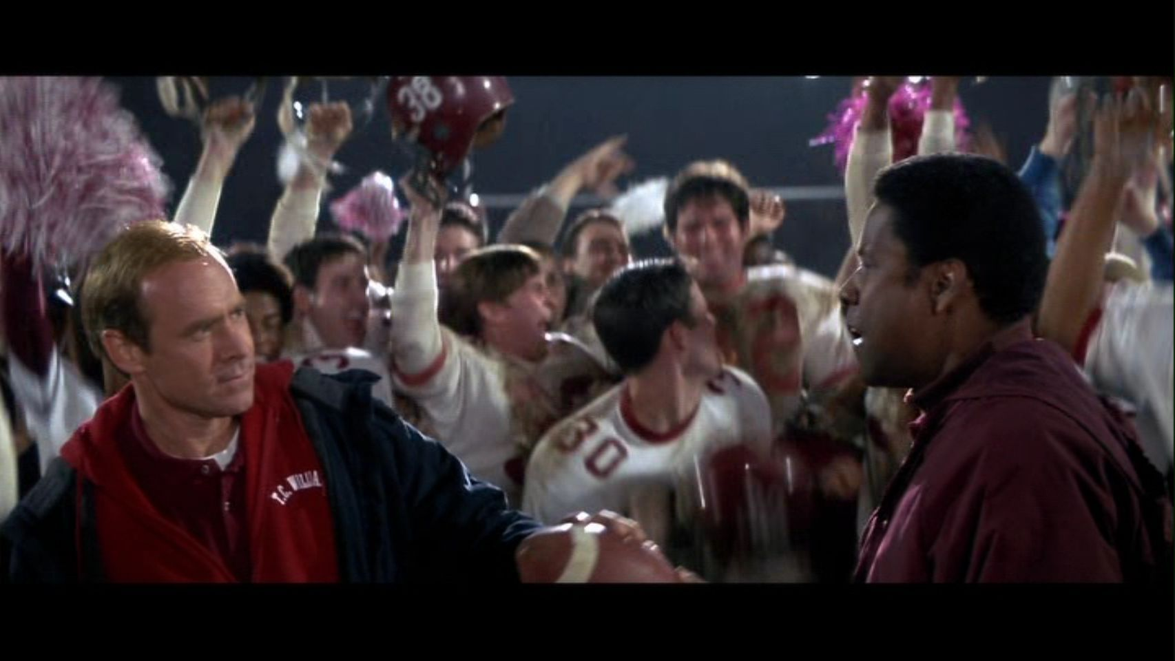 what is a good thesis for remember the titans Remember the titans this essay remember the titans and other 64,000+ term papers, college essay examples and free essays are available now on reviewessayscom autor: review • february 5, 2011 • essay • 1,046 words (5 pages) • 1,020 views.