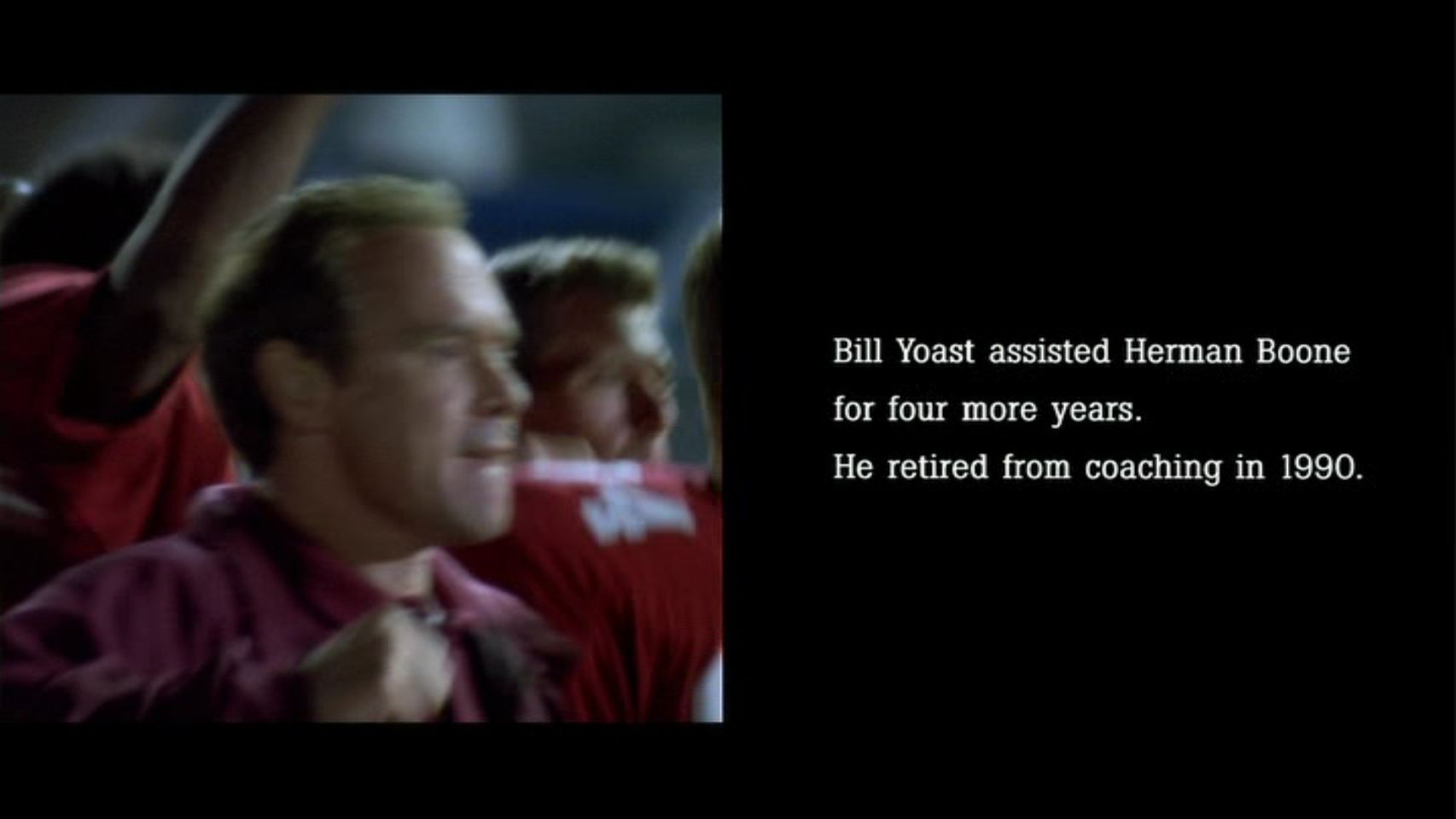 leadership and the film remember the Download file leadership in film - remember the titans to see previous pages respect for the team as a whole and self respect helped the team captain come to that decision when a leader has respect of his men and himself, then a winning team is the result.