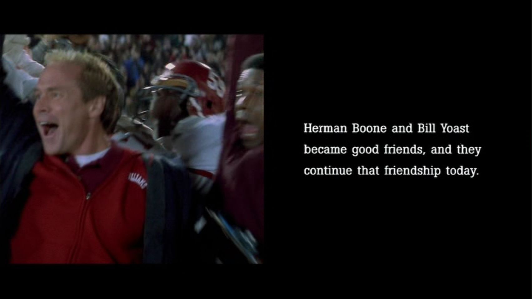 essays over remember the titans