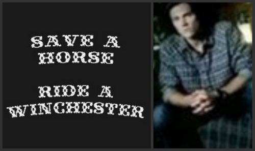 Ride a Winchester
