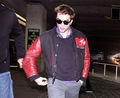 Robert Pattinson arriving at Vancouver airport!! - twilight-series photo