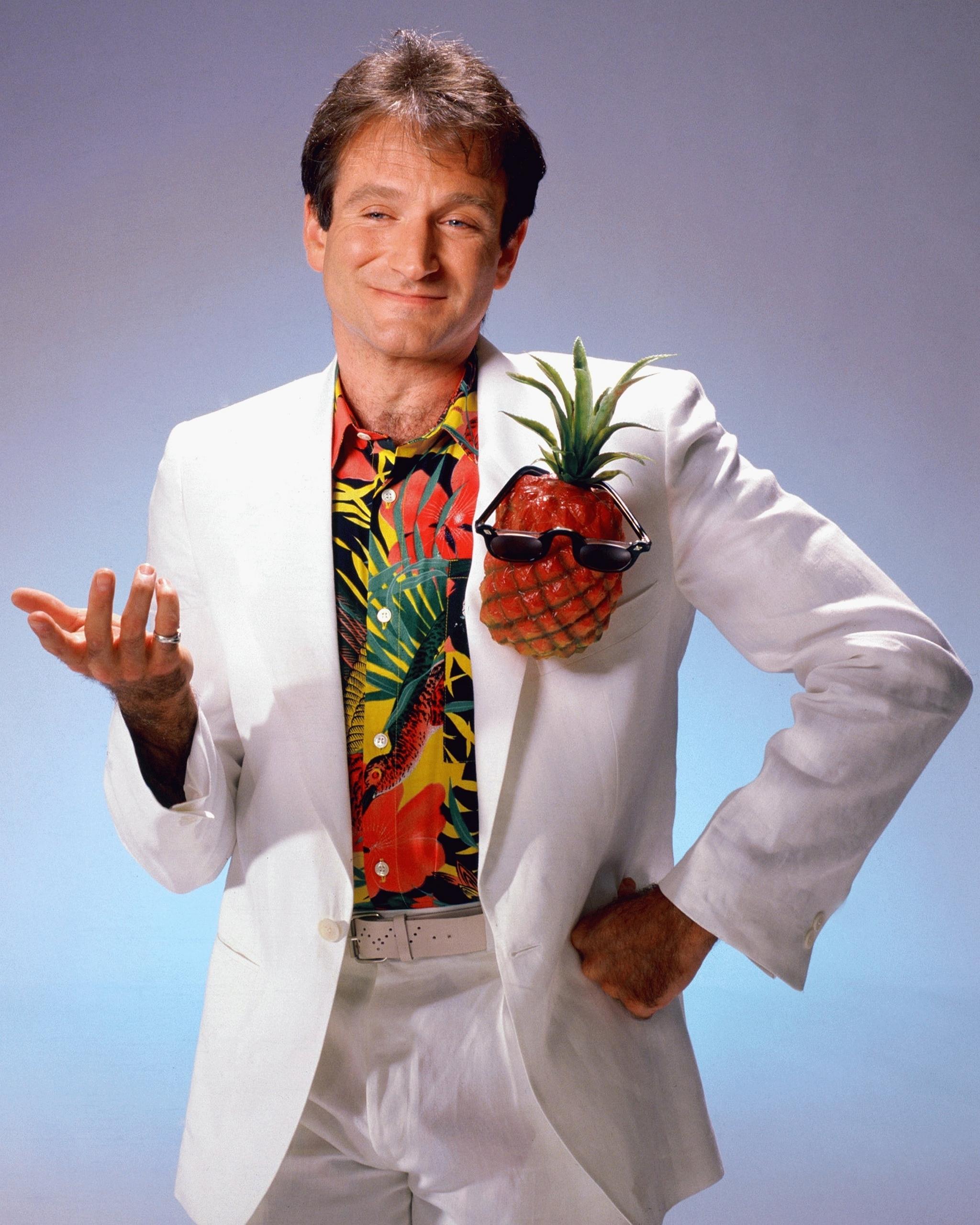 Robin Williams Young Robin Williams (1999) ...