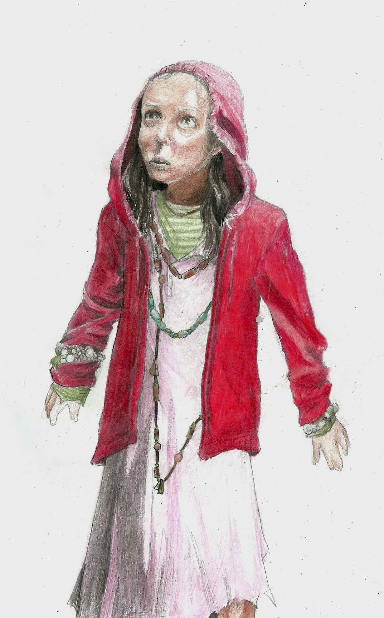 Ruby - THE HILLS HAVE EYES Fan Art (19507161) - Fanpop