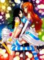 Rukia and Orihime