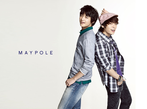 Shinee wallpaper containing an outerwear, long trousers, and a well dressed person titled SHINee - Maypole Photoshoot ^^