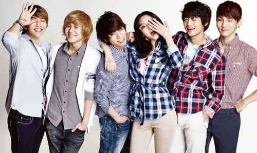 SHINee - Maypole Photoshoot ^^