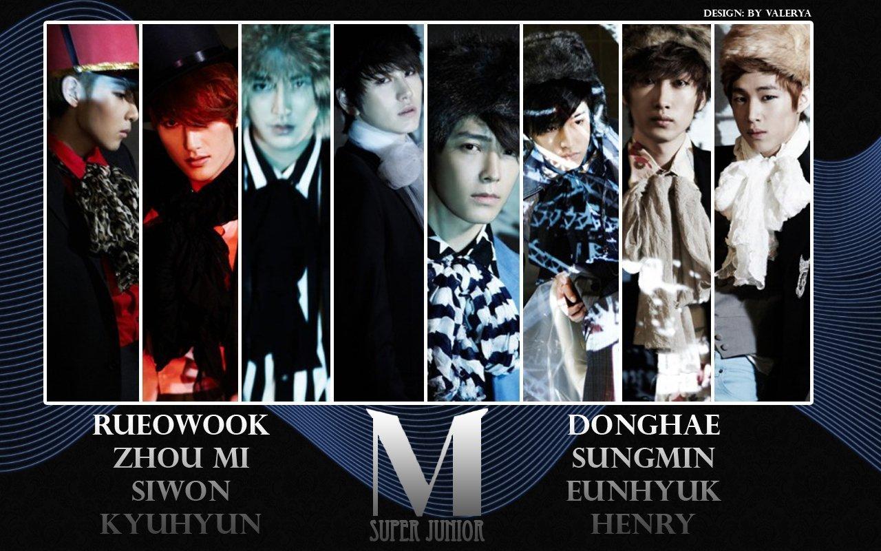 Super Junior M SJ-M