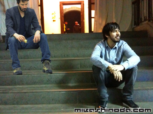 Sad Keanu & Mike
