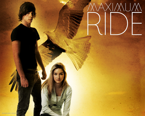 Maximum Ride Обои containing a triceratops titled Saving the World and Other Extreme Sports