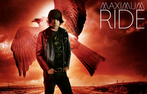 Maximum Ride wallpaper with a well dressed person and a hip boot titled School's out- Forever