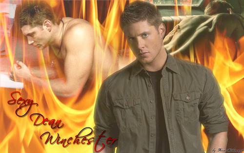 Sexy Dean Winchester