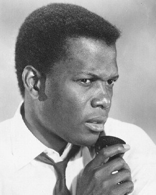 sidney poitier name pronunciation