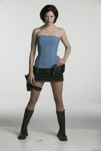 Sienna as Jill