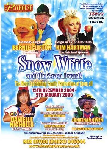 Snow White Weston-super-Mare