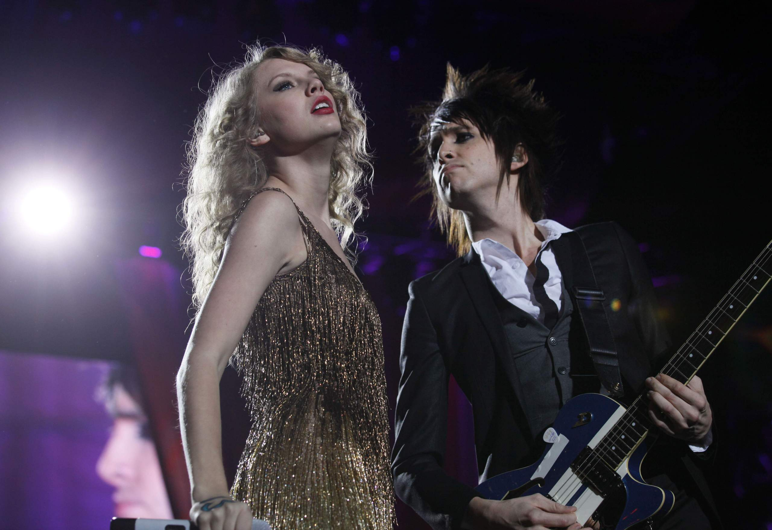 The Agency (Taylor Swift's band) images Speak Now Tour 2011 - Hong Kong HD wallpaper and ...