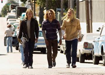 Stacy, नीलकंठ, जय, जे & Tony