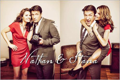 Stana&Nathan <3