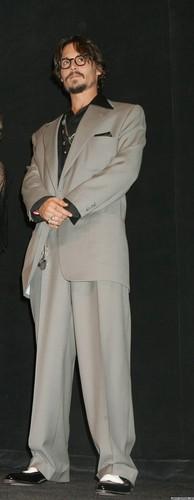 TORONTO INTERNATIONAL FILM FESTIVAL - CORPSE BRIDE PREMIERE SEP 10 2005