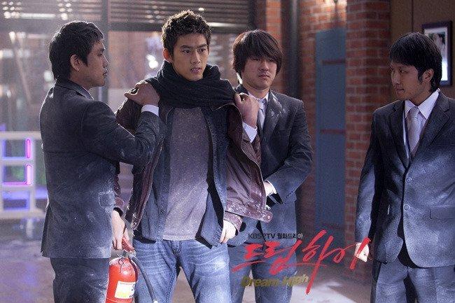 Taecyeon as Jin Gook / Hyun Shi Hyuk