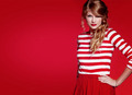 Taylor veloce, swift - New Country Weekly Photoshoot Picture!