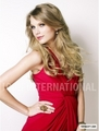Taylor nhanh, swift - Seventeen Magazine Photoshoot Outtakes