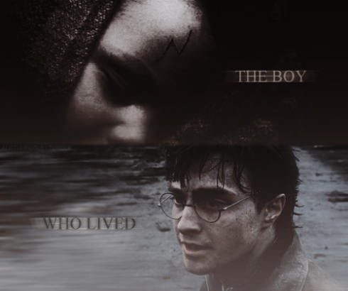 The Boy who lived-The chosen one