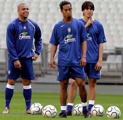 The Brazilian Megastars