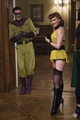 The Comedian and Silk Spectre I - watchmen photo