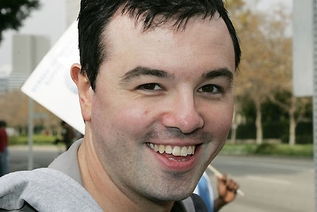 The Genius himself... Mr. Seth MacFarlane!