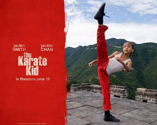 The Kararte Kid