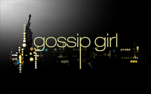 Gossip Girl Hintergrund probably with a business district and a straße called The Liberty Gossip
