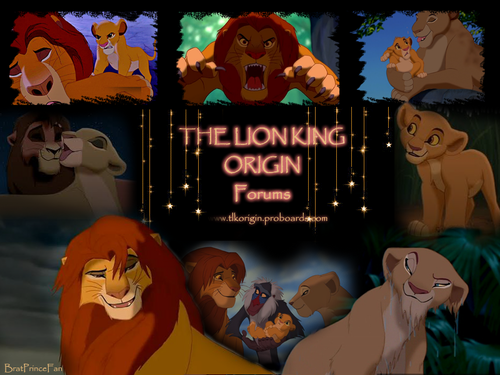 The Lion King Origin Foren
