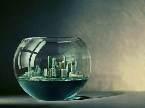 The 迷失 City
