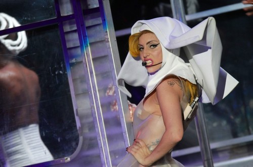 The Monster Ball Tour, New York 2/21