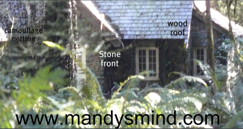 The first foto's of Edward & Bella's cottage in Breaking Dawn