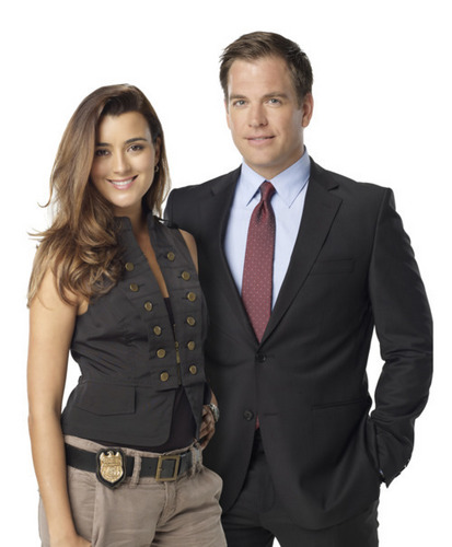 Tiva fondo de pantalla possibly with a business suit, a suit, and a three piece suit titled Tony and Ziva Season 8 Promotional fotos